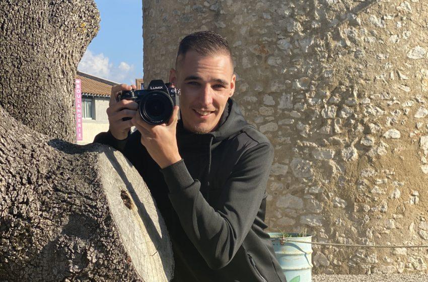 Rencontre avec le photographe Gum's : » Quand tu es jeune et que tu vois tes photos et ta signature sur les réseaux de Soprano, c'est ….»